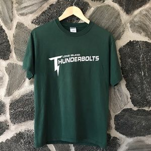 v t g | dark green thunderbolts team jersey #11